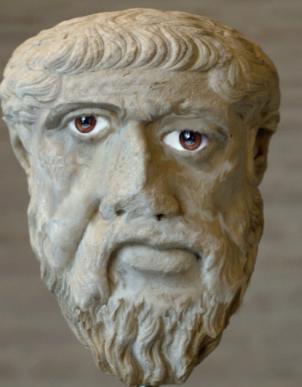 עיניים מעובדות היטב לא תצלנה את המבנה השגוי של ראש אפלטון