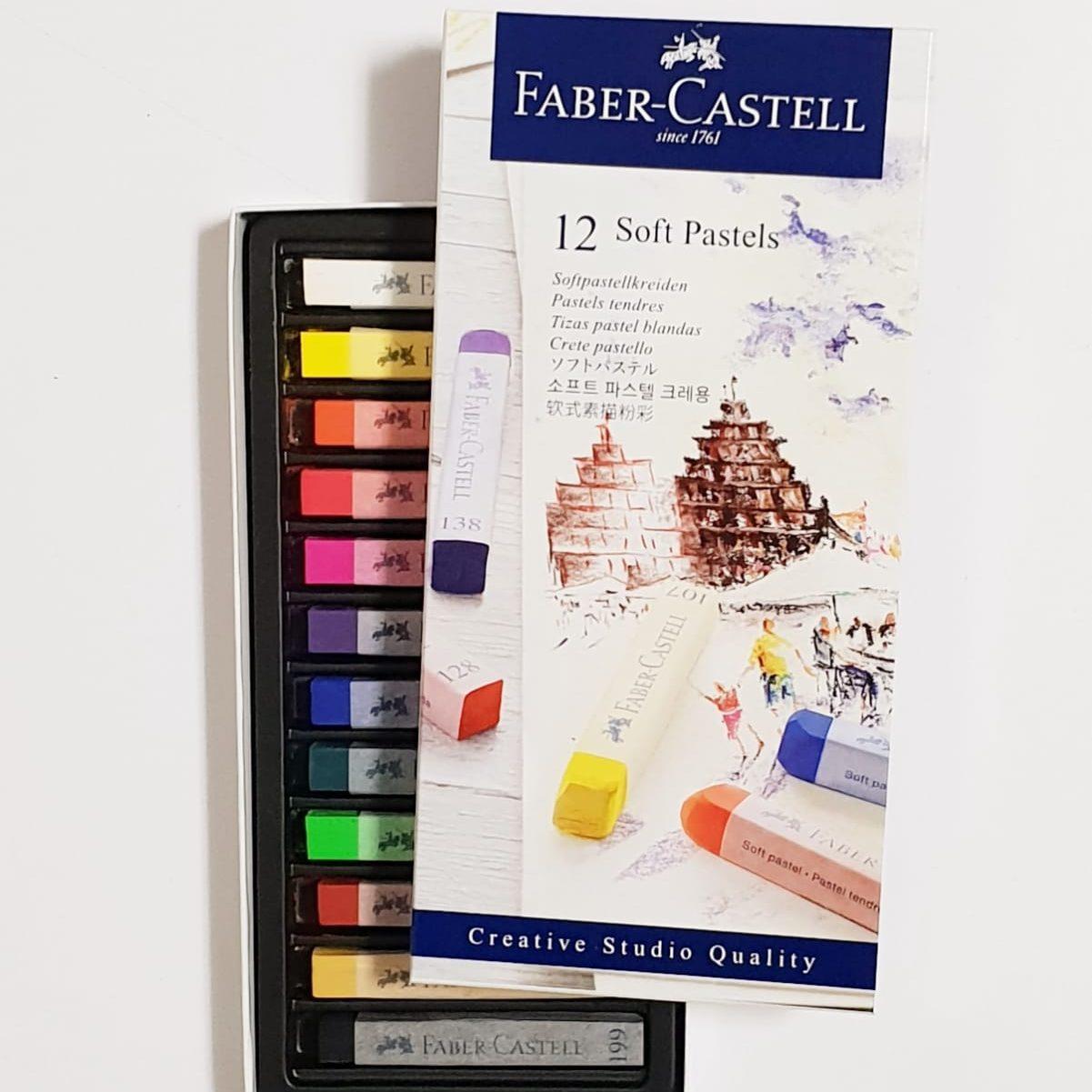soft pastel colors